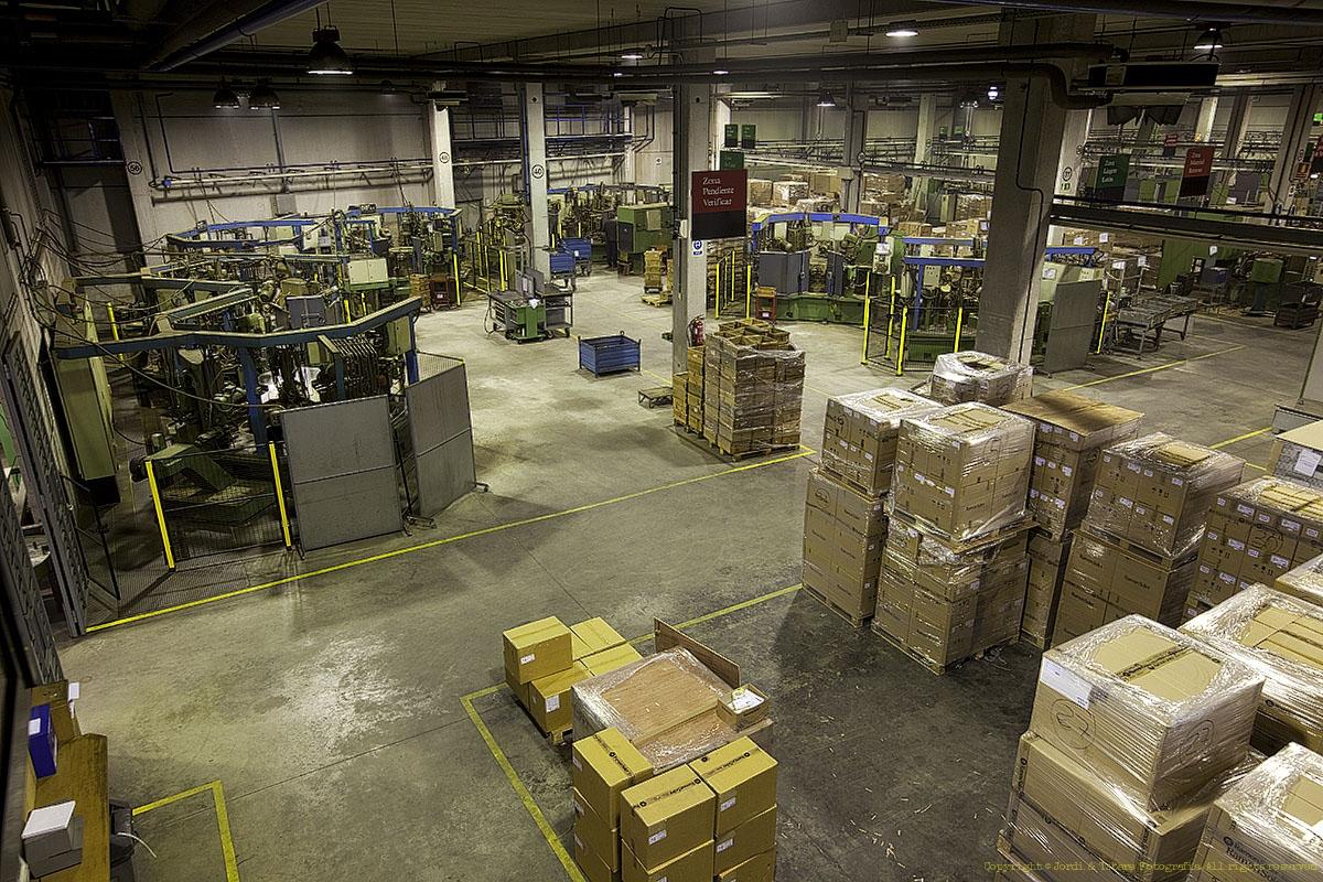 Reportatge industrial