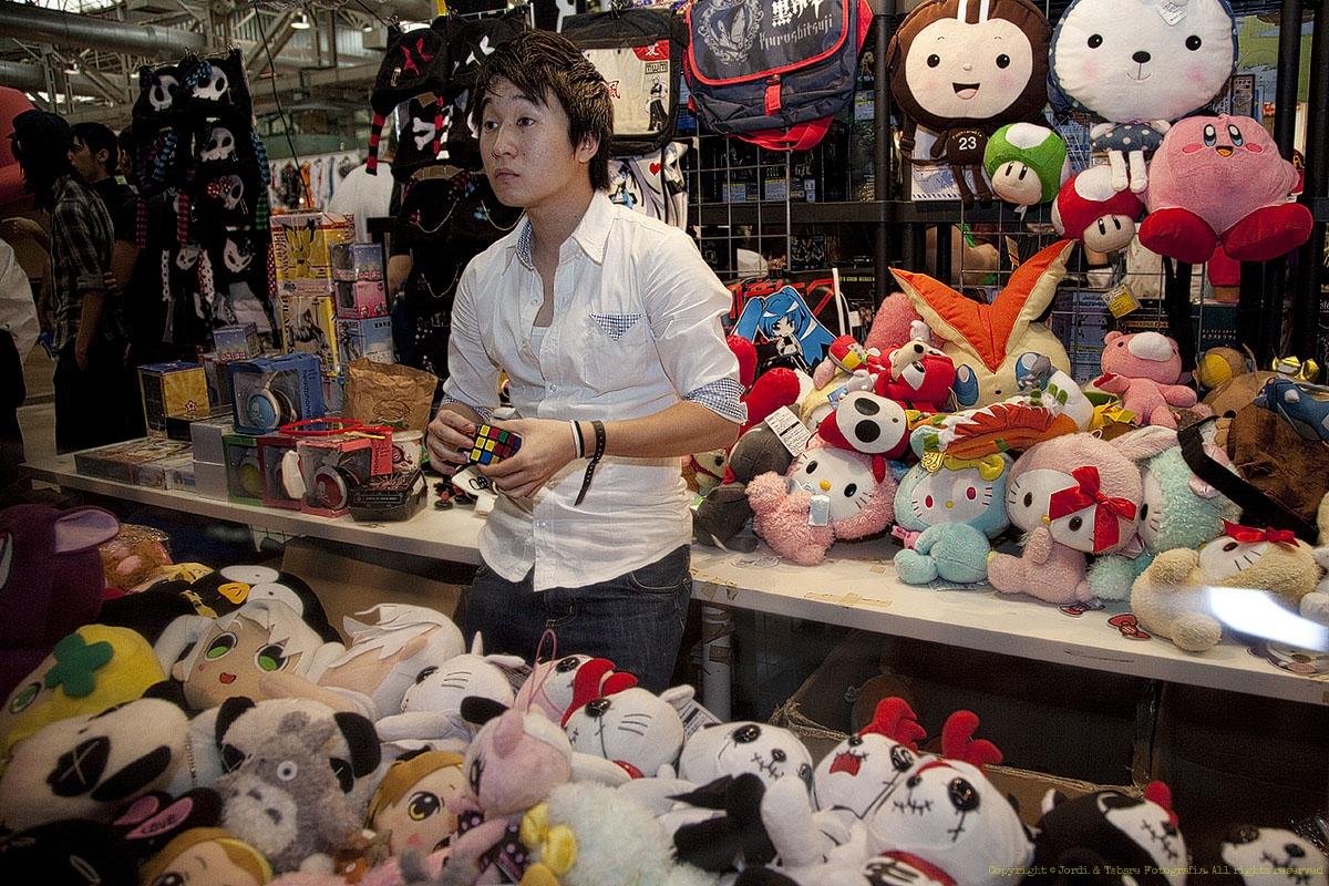 Saló del Manga 2012