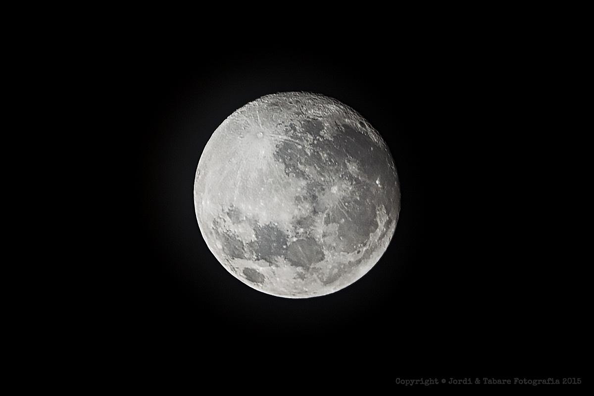 Lluna Telescopi