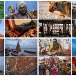 Presentación de los viajes a Benarés y Namibia