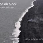 ICELAND ON BLACK – Landscapes & Backstages