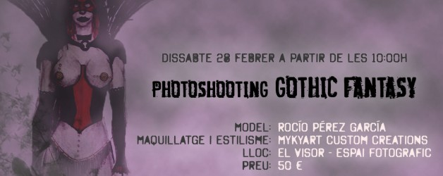 Come to our first photoshooting