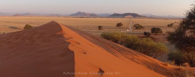 Descobrint Namíbia