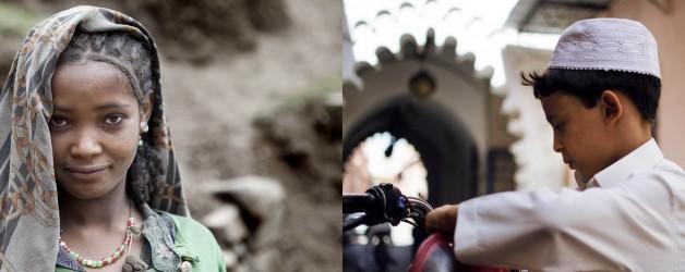 PRESENTACIÓN DE LOS VIAJES A ETIOPÍA Y A MARRUECOS