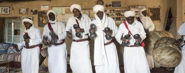 Presentación de los viajes a Irán y el Sáhara