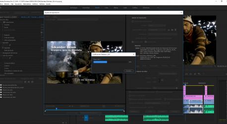 Edición avanzada de vídeo con Adobe Premiere Pro