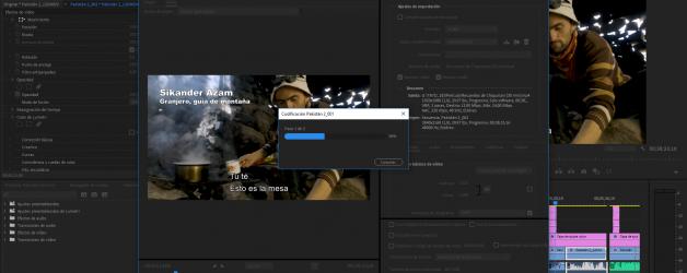 Edició avançada de vídeo amb Adobe Premiere Pro