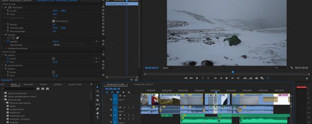 Edició de vídeo amb Adobe Premiere Pro