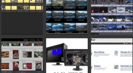 Taller de gestión de archivos fotográficos